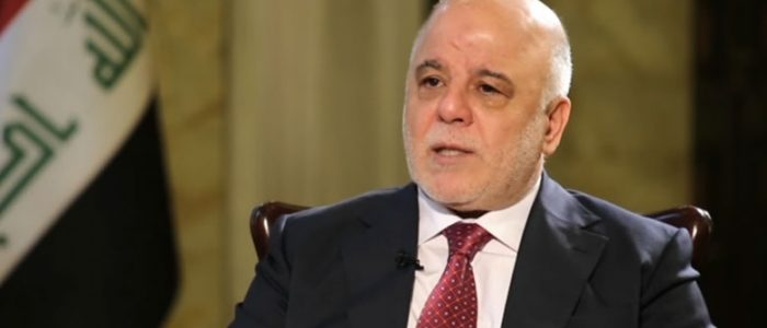 العبادي:حضورنا الأسبوع المقبل في نيويورك لمناقشة سبل إعمار العراق