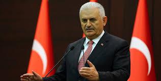 """يلدريم: لن نسمح بإقامة ما يسمى بـ""""دولة كردستان"""""""