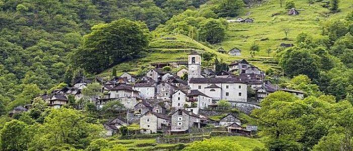 قرية يسكنها 16 شخصاً تتحول إلى فندق