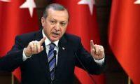أردوغان:تركيا لن تتعامل مع الحشد الشعبي ويدعو الأكراد لمحاسبة البارزاني