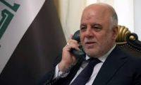 أبو الغيط يؤكد للعبادي دعم الجامعة العربية لوحدة العراق
