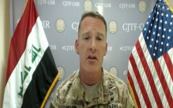 ديلون:ما حدث في كركوك إنتشار طبيعي للقوات العراقية