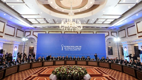 الخارجية الكازاخستانية:الجولة السابعة من المفاوضات السورية ستعقد نهاية الشهر الجاري