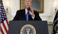 ترامب:إلغاء الاتفاق النووي الإيراني أمر محتمل جداً