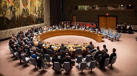 مجلس ألامن الدولي يؤكد على دعمه لوحدة العراق