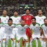المنتخب العراقي يتقدم في التصنيف الدولي لكرة القدم