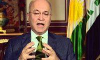 صالح:مسؤولين فاسدين شجعوا البارزاني على الاستفتاء