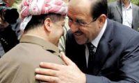 بين هزيمة البرزاني أمام اسود العراق…وبين هزيمة المالكي أمام ثعالب داعش …شبه وتشابه …؟