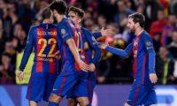 برشلونة يقترب من دور الـ16 لأبطال أوربا