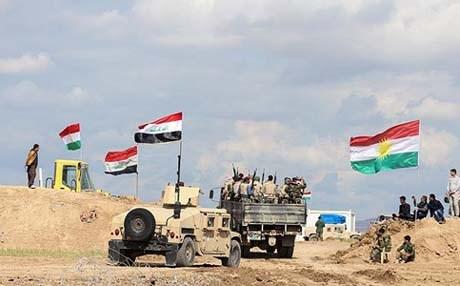 تنحي البارزاني وعودة البيشمركة لحدود 2003 بداية الحوار بين بغداد وأربيل