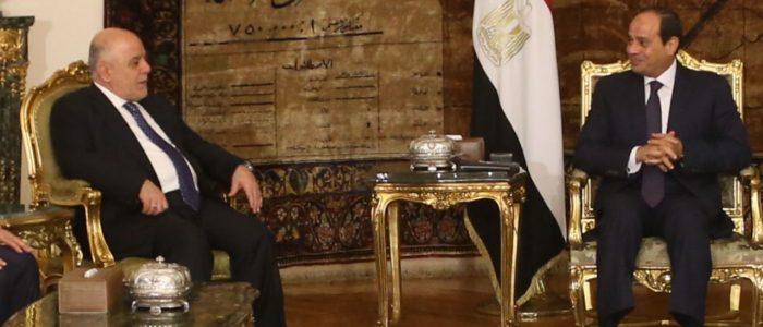 مصر تؤكد على دعمها لوحدة العراق وعمليات فرض القانون