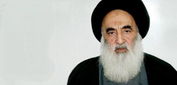 السيستاني يعزي عائلة الطلباني ويتجاهل عوائل العراقيين!!!
