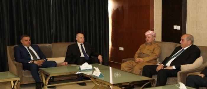 رئاسة الإقليم توافق على حوار مفتوح مع بغداد