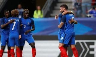 فرنسا تتأهل لنهائيات كأس العالم لكرة القدم 2018