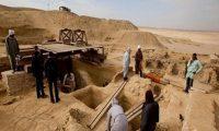 مصر:اكتشاف رأس اثري عمره 4 آلاف عام