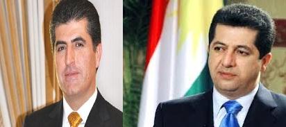 مصادر كردية:خلافات حادة بين نيجيرفان ومسرور البارزاني