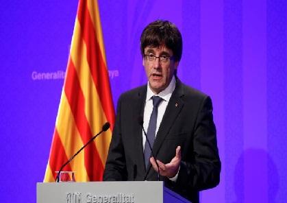 رئيس الحكومة الكتالونية يدعو إلى الحوار مع الحكومة المركزية