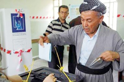 الانتخابات الكردية ستعمق الأزمة بين بغداد وأربيل