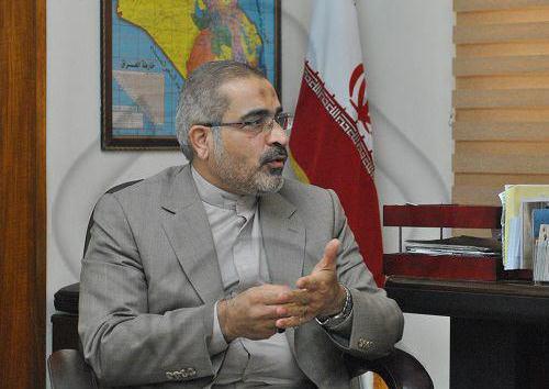 حسينيان:عقوبة السجن لكل زائر إيراني يدخل العراق بشكل غير قانوني