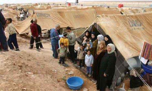 من انجازات نوري المالكي…(5.4) مليون عراقي نازح!
