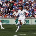 فوز مدريد على مضيفه خيتافي 2-1