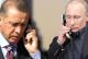 بوتين وأردوغان يبحثان التنسيق في حل ألازمة السورية
