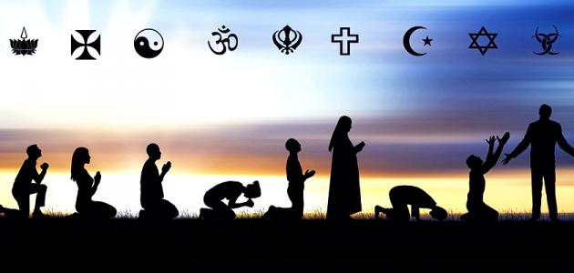 العرب بين العروبة والاديان