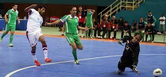 تأهل المنتخب العراقي للصالات إلى نهائيات كأس آسيا