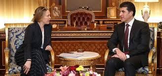 الاتحاد الأوربي لنيجيرفان:وحدة العراق واستقرار الإقليم من أولوياتنا