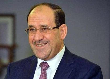 Maliki in front of them .. Newspaper: the beginning of next month to announce the names of whales corruption in Iraq