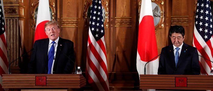 ترامب:الصبر الأمريكي تجاوز الحد المطلوب مع كوريا الشمالية