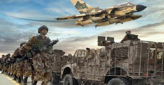 التحالف العربي العسكري يقرر إغلاق المنافذ الحدودية اليمنية