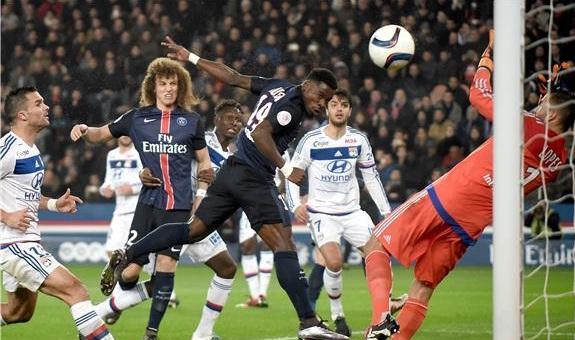 سان جيرمان نحو لقب الدوري الفرنسي لكرة القدم