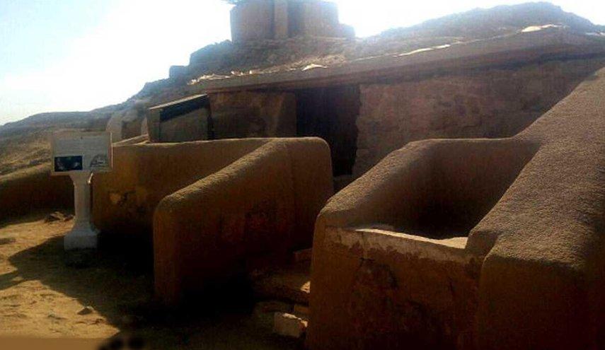 """مصر تفتح """"مقبرة اللعنات"""""""