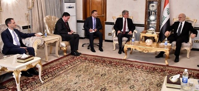 الجعفري:العراق يتطلع إلى مساهمة الدول الكبرى في إعادة إعماره