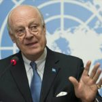 فيلوتشي:ميستورا يجري حاليا مشاورات بشأن مؤتمر الحوار الوطني السوري
