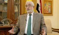 الحزب الإسلامي يدعو إلى حل الحشد الشعبي