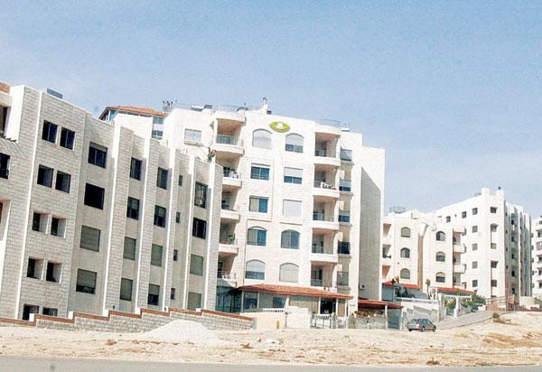 تقرير إحصائي :العراقيون يتصدرون قائمة شراء العقارات في الأردن