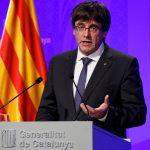 قادة الانفصال الكتالوني أمام القضاء الاسباني