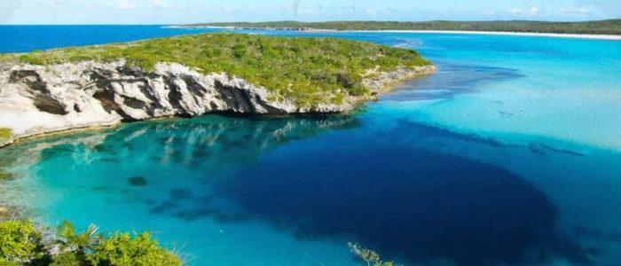 """اكتشاف حفرة """"غامضة"""" في الحاجز المرجاني"""