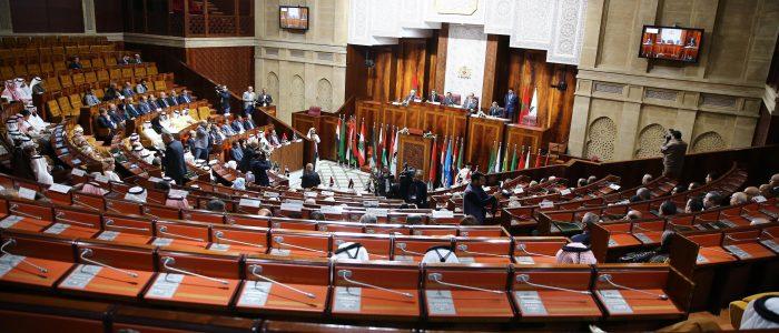 العراق ينسحب من اجتماع اتحاد البرلمانات العربي لعدم رفع العلم العراقي