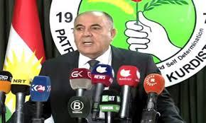 الاتحاد الوطني يدعم بقاء حكومة البارزاني