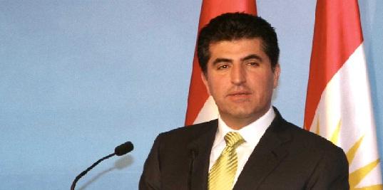 نيجيرفان:أكدنا للرئيس الفرنسي على الالتزام بوحدة العراق