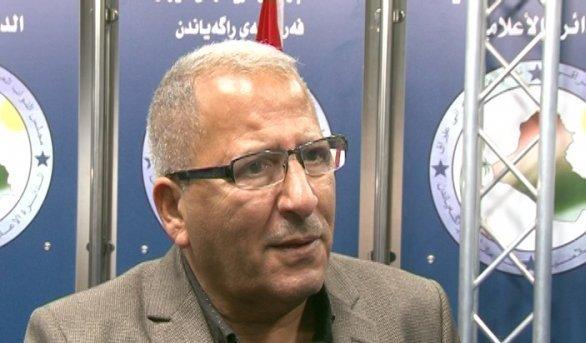 """الأمن النيابية:مسعود البارزاني وراء تشكيل تنظيم """"الرايات البيضاء"""""""