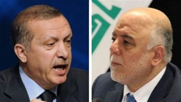 مصدر برلماني:العبادي رفض طلباً لاردوغان