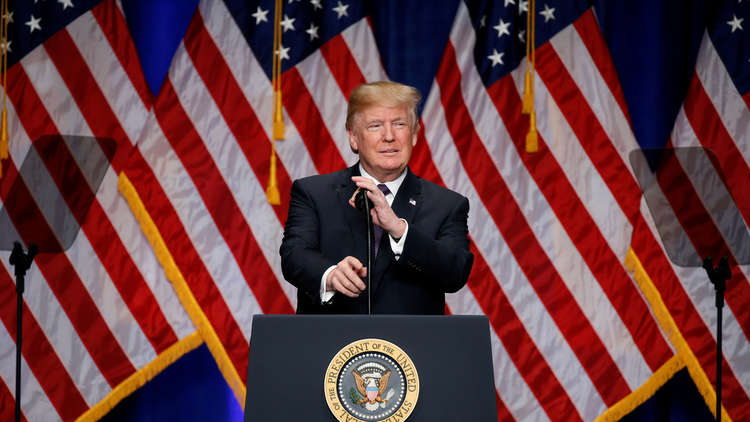 ترامب يعلن عن الإستراتيجية الجديدة للأمن القومي الأمريكي