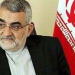 بروجردي:نعمل على إلغاء التأشيرات بين العراق وإيران