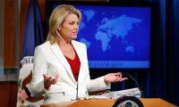 الخارجية الأميركية:نحث بغداد وأربيل للإسراع في الحوار