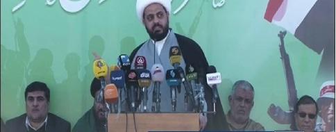 الخزعلي:السعودية العدو الثالث للعراق