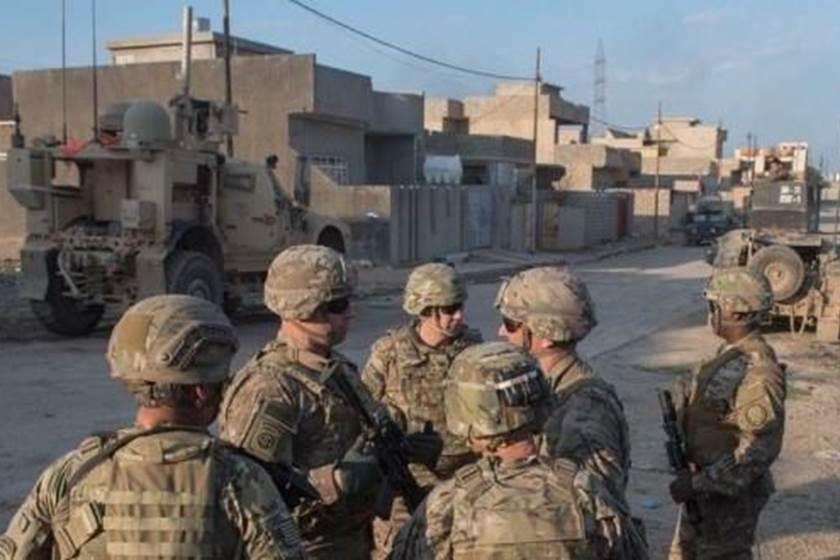 الأمن النيابية:الحكومة غير راضية على نشر القوات الأمريكية في كركوك!